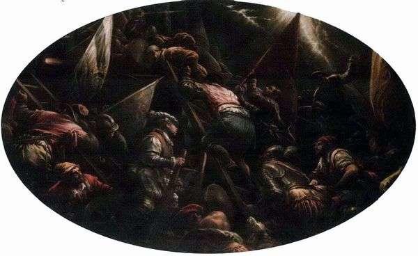 Sturm Padua   Jacopo Bassano