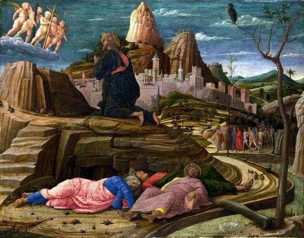 圣杯的祈祷   安德烈亚曼特尼亚