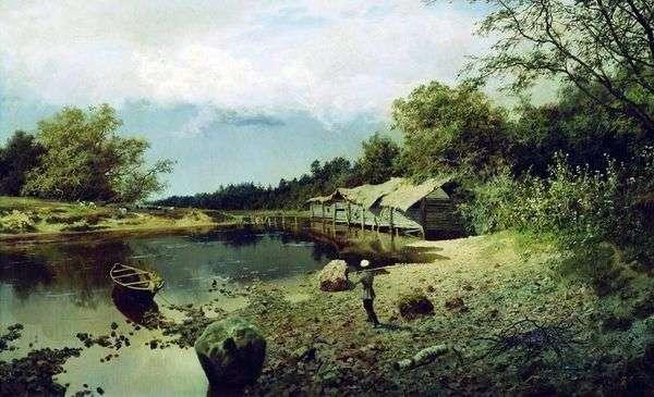 被遗忘的磨坊   Alexander Kiselev