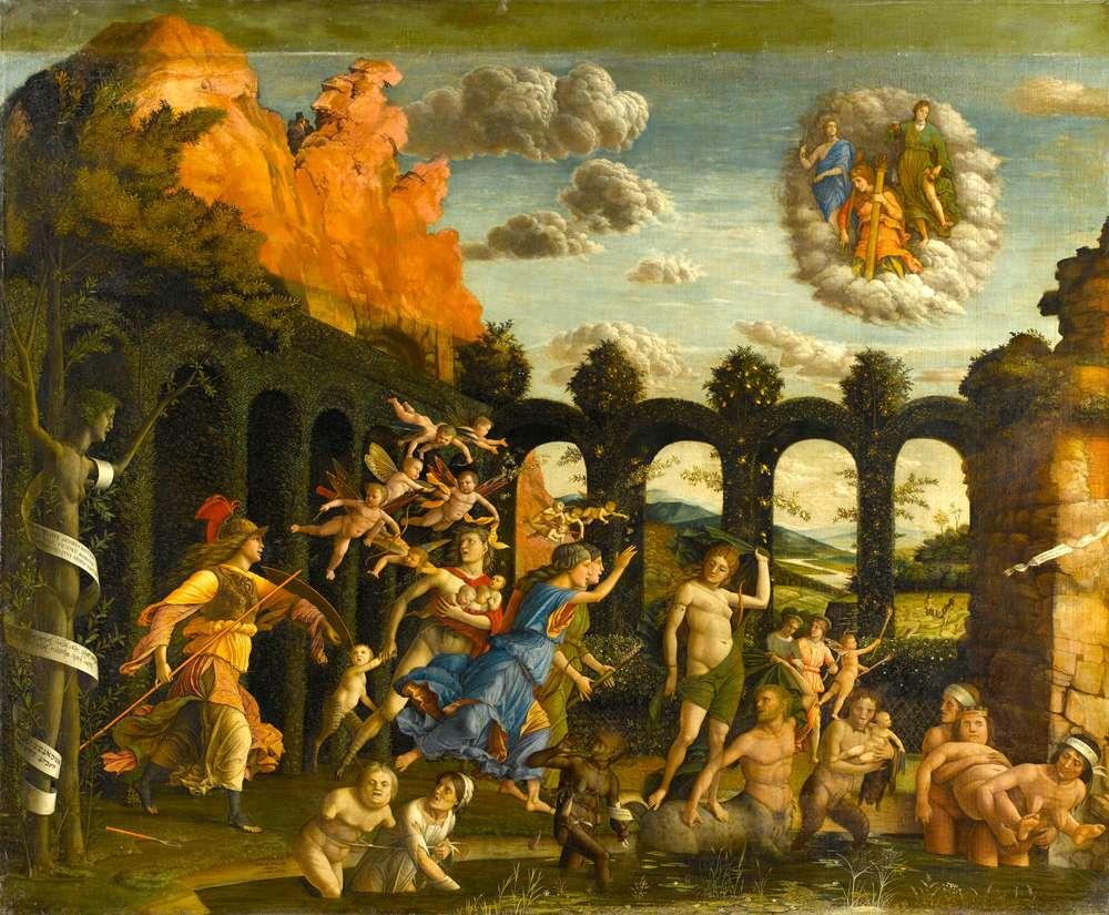 Antiochus和Stratonica   Pompeo Batoni