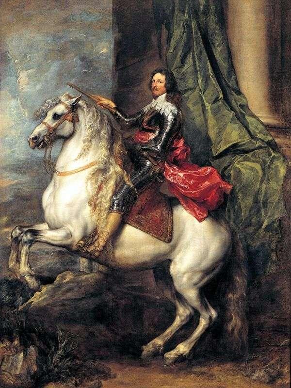 Prince Tommaso Francesco de Savoie Carignan   Anthony van Dyck
