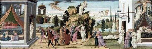 丘比特和灵魂的故事   Jacopo del Cellio