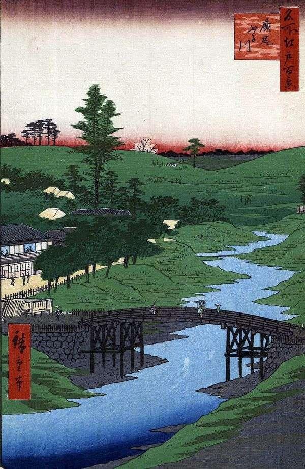 广尾地区的古河