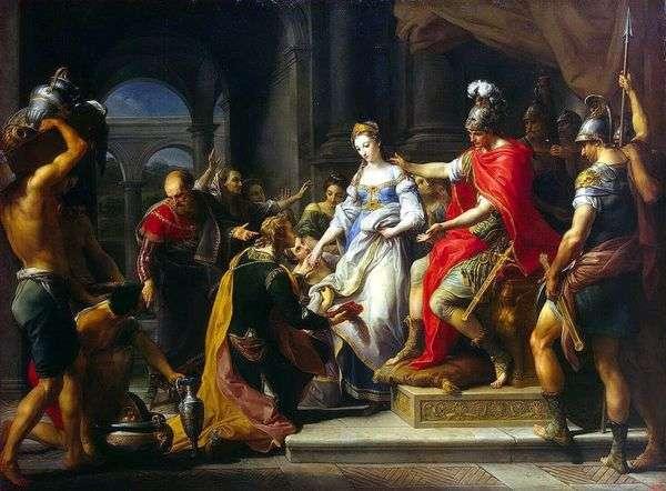 非洲Scipio禁欲   Pompeo Batoni