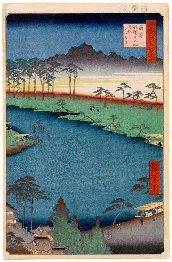 Tsunohadzu的Kumano Junius神社