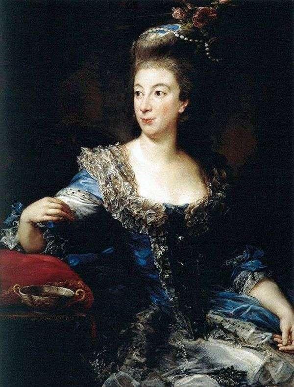 圣马蒂诺伯爵夫人   Pompeo Batoni