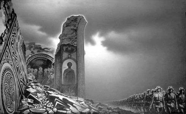 入侵   康斯坦丁 瓦西里耶夫
