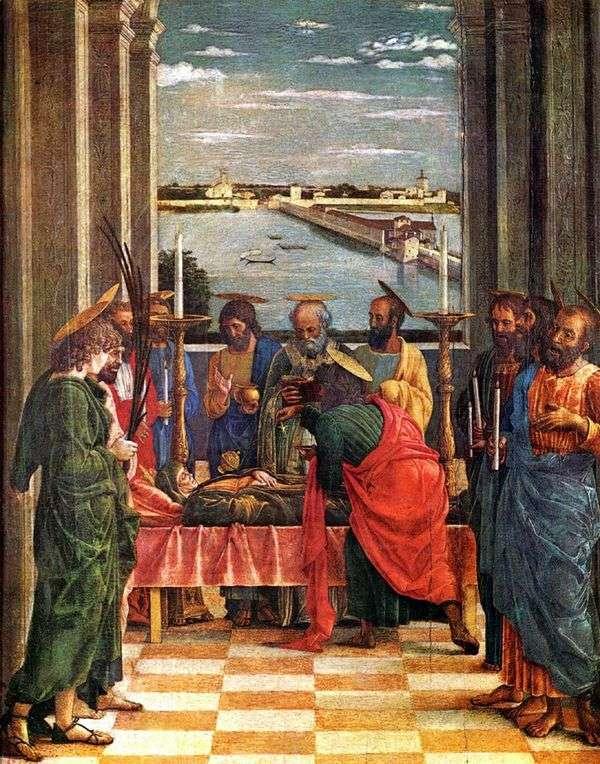圣母玛利亚的假设   安德烈亚曼特尼亚