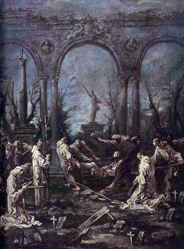 僧侣的葬礼   亚历山德罗 马格纳斯科