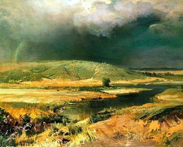 伏尔加泻湖   Fedor Vasilyev