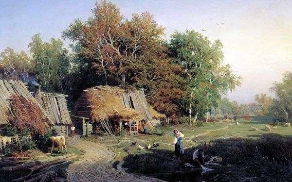 村庄   Fedor Vasilyev
