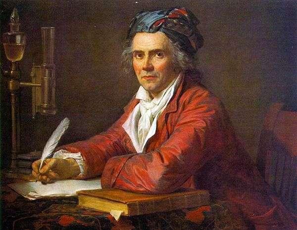 Alphonse Leroy博士的肖像   Jacques Louis David