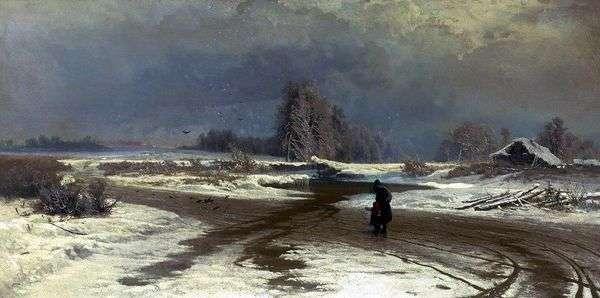解冻   Fedor Vasilyev