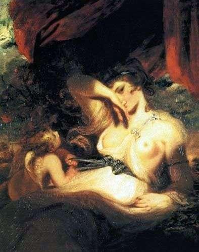 丘比特释放出金星腰带   约书亚雷诺兹