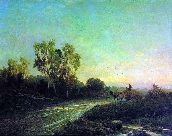 雨后   费多尔 瓦西里耶夫