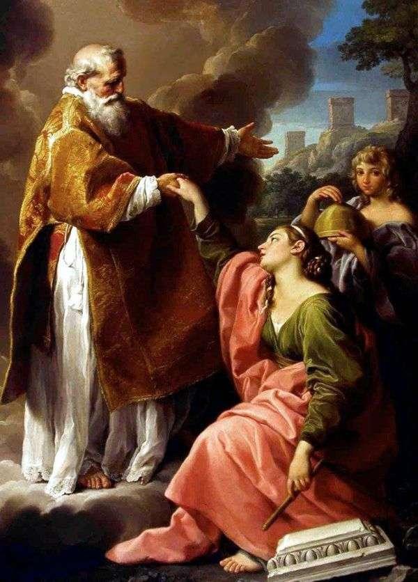 圣马力诺共和国的胜利   Pompeo Batoni