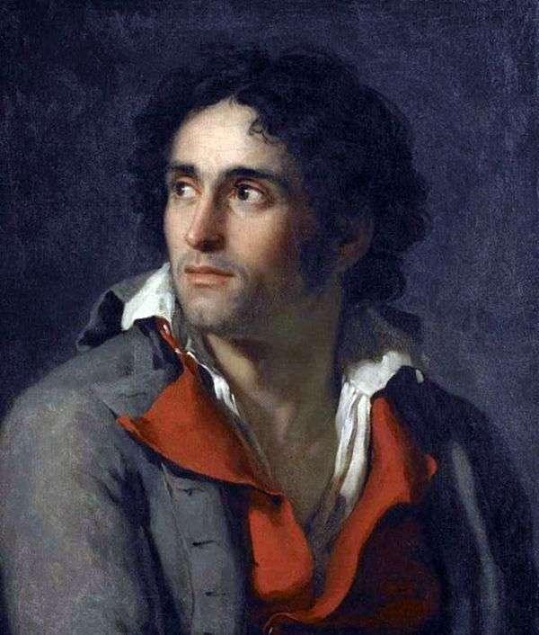 Jailer的肖像   Jacques Louis David
