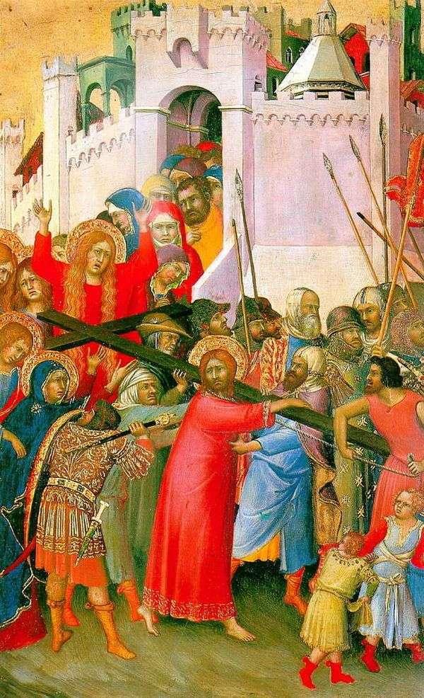携带十字架   西蒙娜马丁尼
