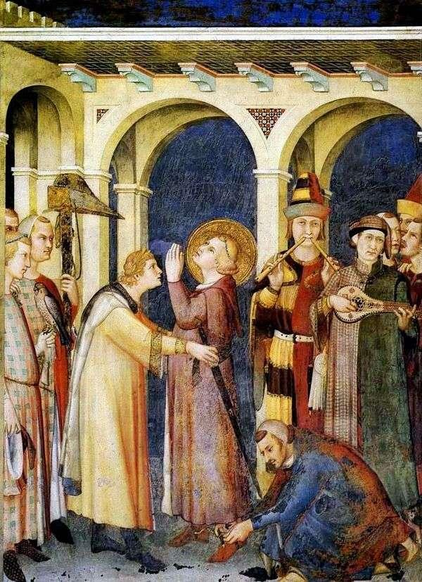 圣马丁骑士的诞生   西蒙娜马丁尼