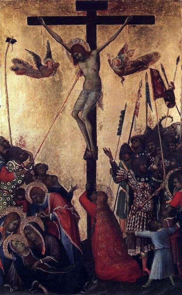 被钉十字架   西蒙娜马提尼
