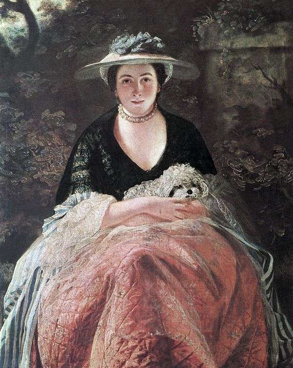 Nelly OBrien的肖像   约书亚雷诺兹