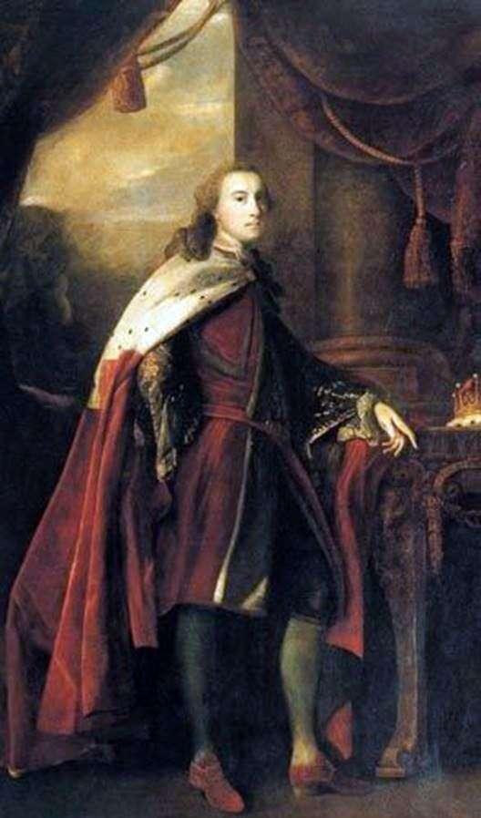 威廉湖的肖像,达特穆尔的第二伯爵   约书亚雷诺兹