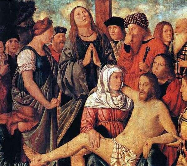 基督的哀悼   马可玛丽亚