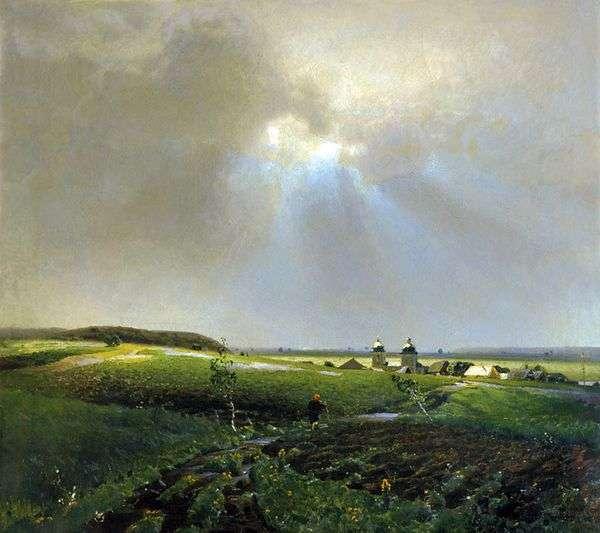 雨后   Apollinary Vasnetsov