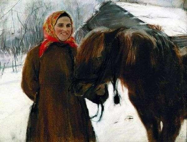 巴巴与马   瓦伦丁塞罗夫