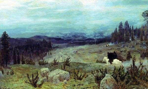 西伯利亚   Apollinary Vasnetsov