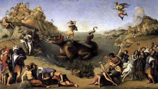 珀尔修斯解放仙女座   皮耶罗迪科西莫