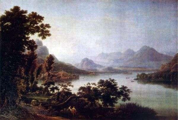 Lago Manzhore看法   Fedor Matveyev