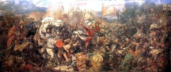 Grunwald之战   Jan Aloisy Mateiko