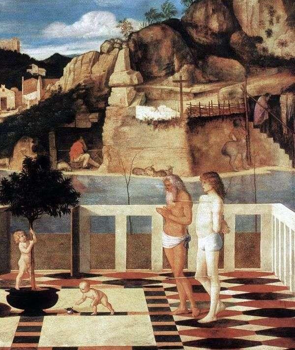 炼狱的寓言   乔瓦尼贝利尼