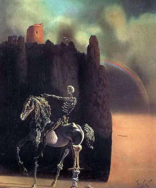 骑士命名为死亡   萨尔瓦多 达利