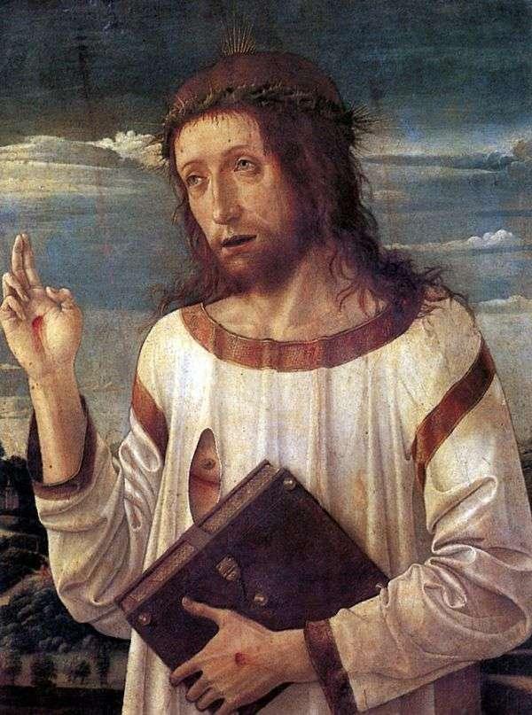 基督祝福   乔瓦尼贝利尼