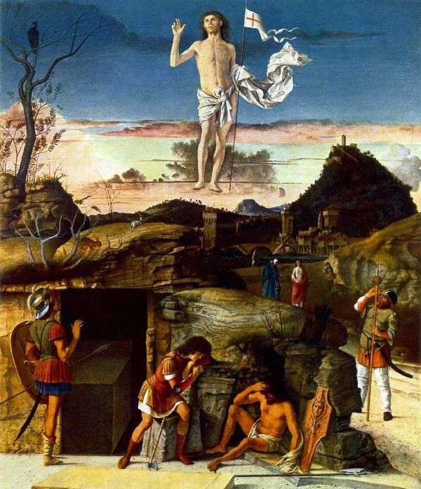 基督的复活   乔瓦尼贝利尼
