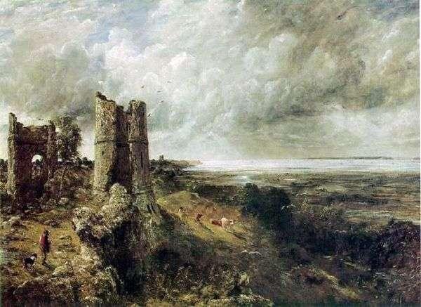 哈德利城堡   约翰康斯特布尔