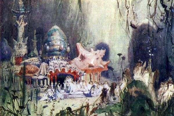 水下塔   Viktor Vasnetsov