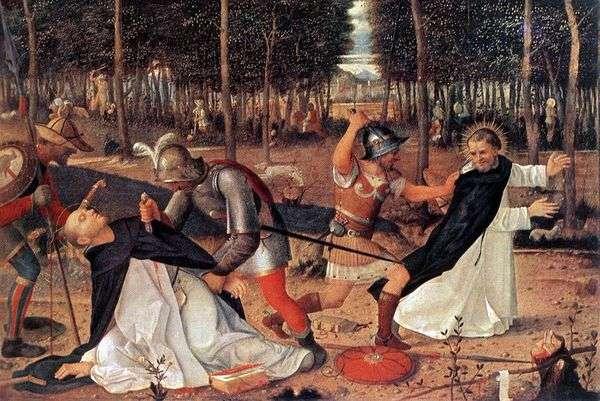 圣彼得的殉难   乔瓦尼贝利尼