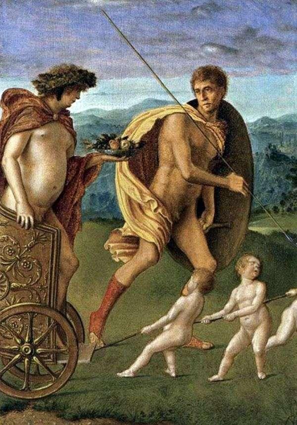 获得还是坚持不懈   Giovanni Bellini