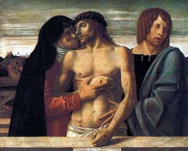 基督的形象   乔瓦尼贝利尼