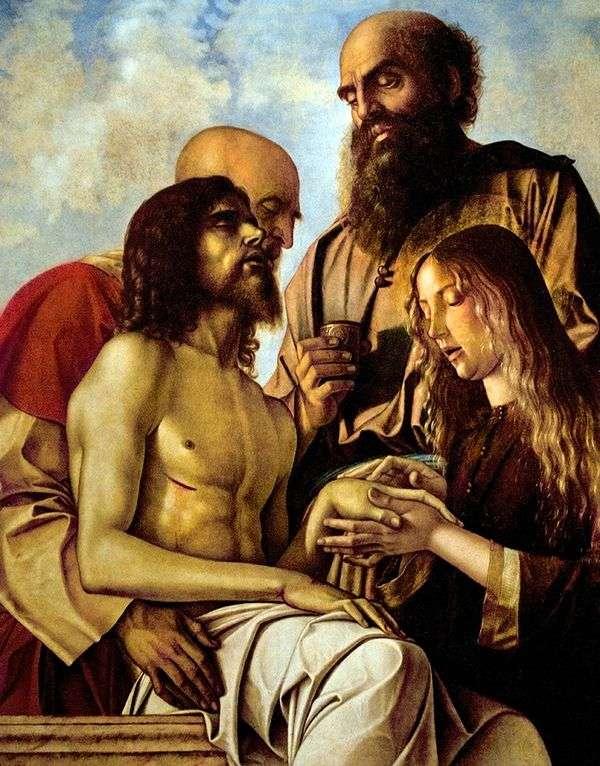 基督的哀悼   乔瓦尼贝利尼