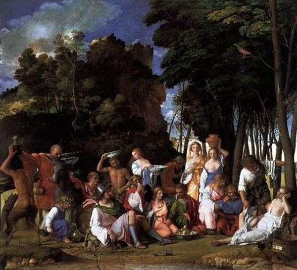 神的盛宴   乔瓦尼贝利尼