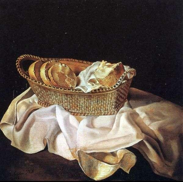 面包篮   萨尔瓦多 达利
