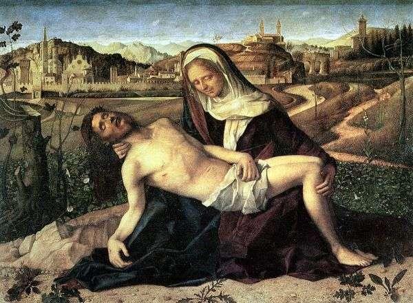 Pieta   Giovanni Bellini
