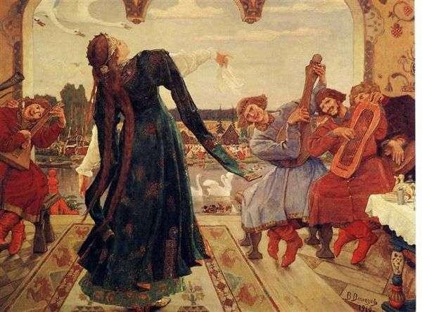 青蛙公主   Victor Vasnetsov