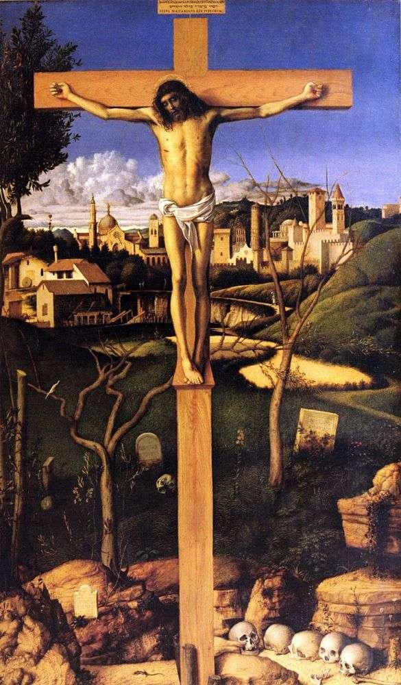 被钉十字架   乔瓦尼贝利尼