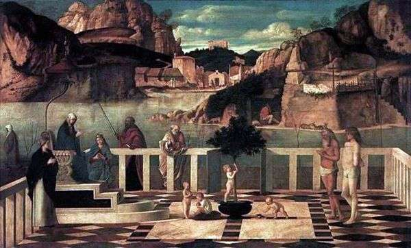 神圣的寓言   乔瓦尼贝利尼
