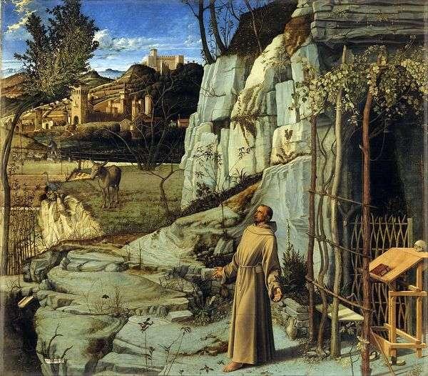 圣弗朗西斯的狂喜   乔瓦尼贝利尼